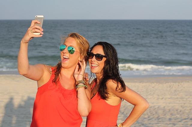 Robienie selfie telefonem